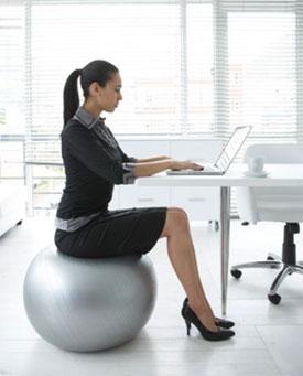Зарядка на сидячей работе или фитнес на стуле. Упражнения для людей, работающих в большей части сидя на стуле. Общие упражнения для всех групп мышц