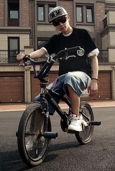 BMX (Bicycle Moto Cross, Велосипедный Мотокросс)