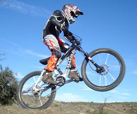 Горные велосипеды (MTB (Mountain bike, маунтибайк), ATB (all-terrain bike))